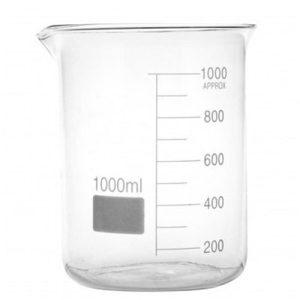 """כוס כימית 1000 מ""""ל"""