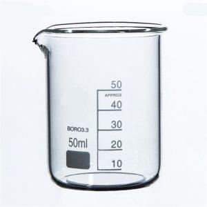 """כוס כימית 50 מ""""ל"""