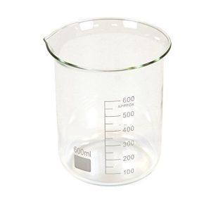 """כוס כימית 600 מ""""ל"""