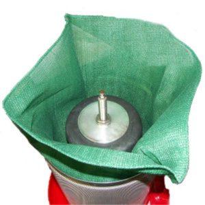 שק רשת למכבש לחץ מים 250 ליטר