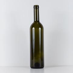 """בקבוק אירופה 750מ""""ל חום / ירוק זית"""