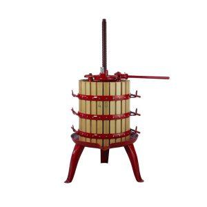 מכבש סל עץ בקוטר 40