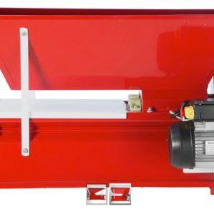 קראשר חשמלי תלת פאזי/חד פאזי, גלילי אלומיניום בלי מעמד