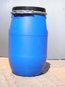 מיכל פלסטיק 120 ל'