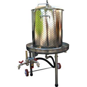 מכבש לחץ מים 55 ליטר