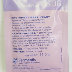 שמרי בירה Safale wb – 06